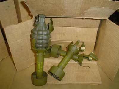 M1a2 Grenade Launcher Adapter Indiana Army Surplus